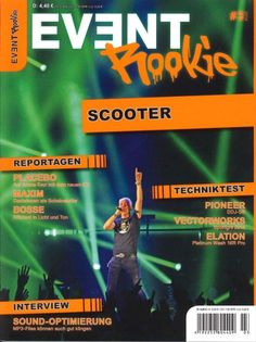 "Event Rookie 3/2014  ""Scooter"""