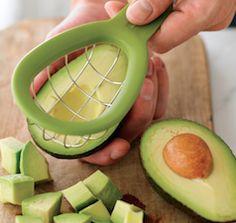 perfect kitchen tool - avocado slicer