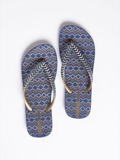 Free People Ipanema Flip Flops