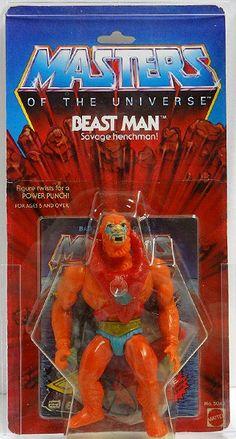 Beast Man - Savage Henchman!
