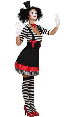 Filles Clown Fille Costume Cirque fete foraine parade Fancy Dress Outfit