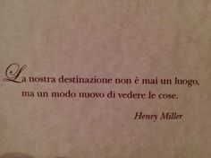 Henry Miller Frase Citazione Libro Pagina