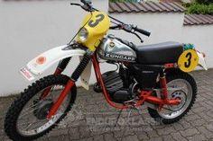 Enduro Vintage, Vintage Motocross, Vintage Bikes, 50cc, Dirt Bikes, Vespa, Cars And Motorcycles, Bmw, Vehicles
