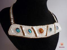 Toszkána gyöngyhímzett nyakék Belt, Detail, Accessories, Fashion, Moda, Waist Belts, Fashion Styles, Belts, Fashion Illustrations