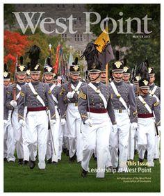 West Point alumni magazine