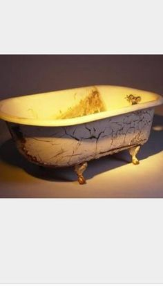 How To Restore a Rusty Cast Iron Bath