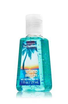... Island Breeze Pocketbac Sanitizing Hand Gel - Anti-Bacterial - Bath & Body Works ...