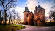 Castell Coch, Tongwynlais, South Wales