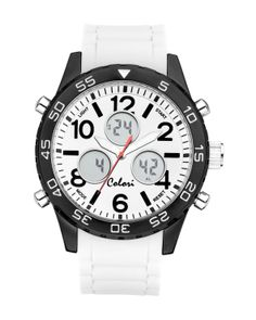 A must have stainless steel sporty watch from Colori.