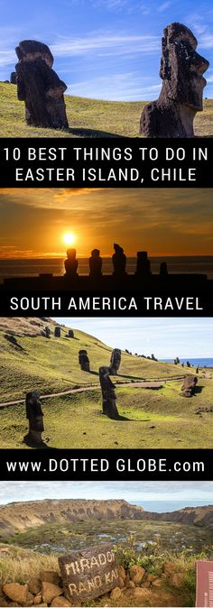 Ultimate list of the best things to do in Easter Island with detailed descriptions & photos. Useful resource for travelers planning a trip to the island.