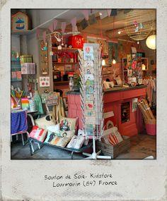 BOUTON DE SOIE - Kidstore - Lourmarin love it !