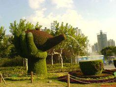 beijing topiary gardens
