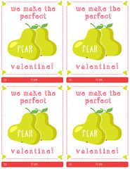Free Valentine's Day Printables from Little Green Pouch!   Little Green Pouch