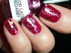 Million Lacquers Red Abby