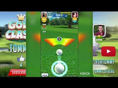 Golf Clash Gameplay - Wind Tutorial Use the rings - Bug6d Golf Clash Wind tutorial 10 How to use the rings Golf Clash by Playdemic PEGI 3 Its time to play the real time multiplayer game everybodys talking about! The sun is shining its time to play the real-time multiplayer game everybodys talking about!  Play on beautiful courses against players around the world in real-time as you compete in tournaments 1v1 games and challenge your Facebook friends!  Upgrade your clubs and unlock tours as…