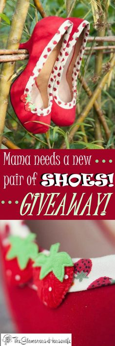 Click through to enter to win a pair of sassy retro styled shoes!