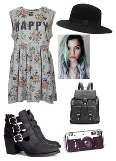 """""""spring days"""" by glamjournal ❤ liked on Polyvore featuring Topshop, H&M, Witchery, Veja and Accessorize"""