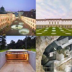 Dezeen archive: underground architecture