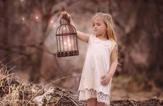 So cute for a flower girl picture! Photograph a little bit of magic by Katie Andelman Garner on 500px