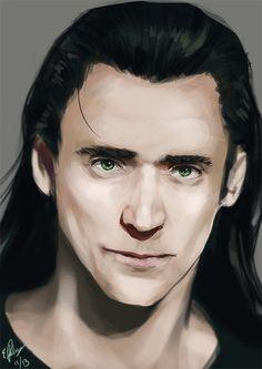Loki #33 by elz-art on DeviantArt