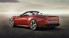 Salon de Genève 2014 - Ferrari California T