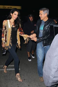 When: December 14, 2014 Where: Leaving dinner with her husband AKM-GSI  - HarpersBAZAAR.com
