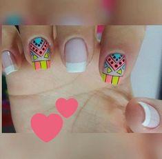 Magic Nails, Nail Decorations, Matilda, Triangles, Nail Art Designs, My Nails, Make Up, Candy, Pretty Nails