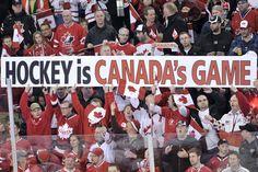 We LOVE Hockey! #Canada #PCCanadaDay