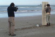 Making of - Emiliano Donaggio porta sul mare