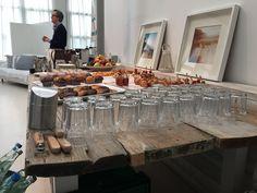 Handelskraft E-Commerce Frühstück in Düsseldorf am 15.04.16: Die beste Art um in den Tag zu starten: Sehr lecker und belebend!