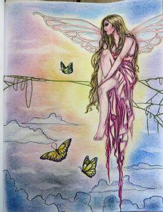 Selina Fenech, Fairy Art