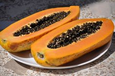 Papaya by Eduardo Seguy, via Flickr