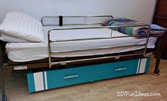 Genius Under The Bed Storage Upcycle