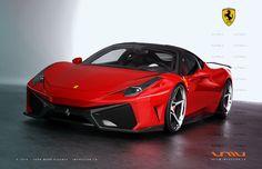 Ferrari 448 Italia