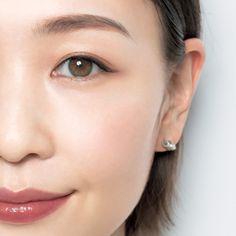 """眉と目のバランスと考えるとき、まず軸にすべきは自分の目の大きさ。「小粒目」系か、「大粒目」系かで、目指す眉とのメイクバランスは違ってきます。それぞれのセットメイクの""""基本のき""""から、応用編のプチ印象チェンジテクニック、美的クラブのお悩み解消..."""