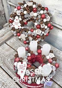 Christmas Wreath advent