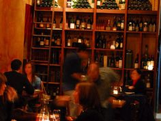 Webster Wine Bar (September 2008)