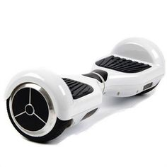 White Smart Balance Wheel www.smartbalancewheelonline.com