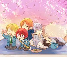 Knights   Ensemble Stars! Cute Anime Boy, Anime Boys, Anime Meninas, Ensemble Stars, Mystic Messenger, Anime Chibi, Sword Art Online, Knight, Idol