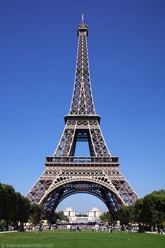 I really enjoyed my time in Paris and want to go back.