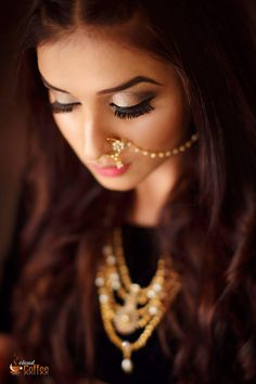 Every Day Use Stylish Nose Ring Design Nath Bridal, Bridal Nose Ring, Bridal Jewelry, Nath Nose Ring, Nose Stud, Girls Dp Stylish, Stylish Girl Images, Day Use, Pakistani Bridal Makeup