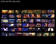 Kari Casady: 2014 Visual Development Portfolio Color Script, Pre Production, Visual Development, Storyboard, Karate, Decoration, Light Colors, Concept Art, Character Design