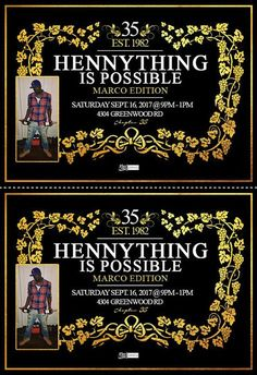 Hennessy Birthday Invitations 794484acfcad