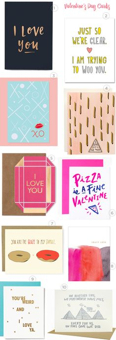Valentine's Day Card Round Up / Oh So Beautiful Paper