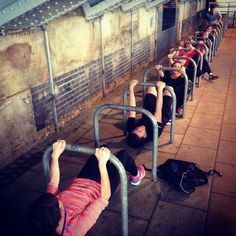 urban revolution gym