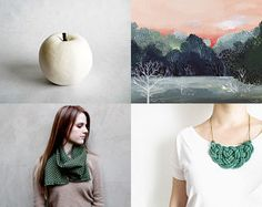 Autumn Approaches... by Jocelyn Pryor on Etsy--Pinned with TreasuryPin.com