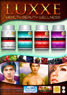 products that can make you healthy and beautiful ! Skin Whitening Soap, Beauty Products, Pure Products, Grape Seed Extract, Cebu, Wellness, Healthy, How To Make, Beautiful