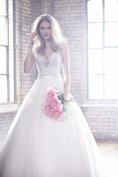Madison James Bridal by Allure - MJ159