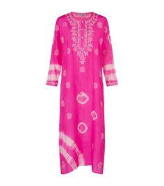 Pin for Later: Follow the Duchess of Cambridge's Lead in an Indian-Inspired Boho Dress Juliet Dunn Silk Embroidered Long Kaftan Dress Juliet Dunn Silk Embroidered Long Kaftan Dress (£260)