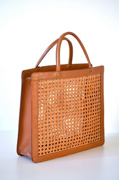 Caning bag